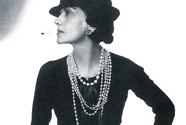 Coco Chanel, Man Ray & Pearls